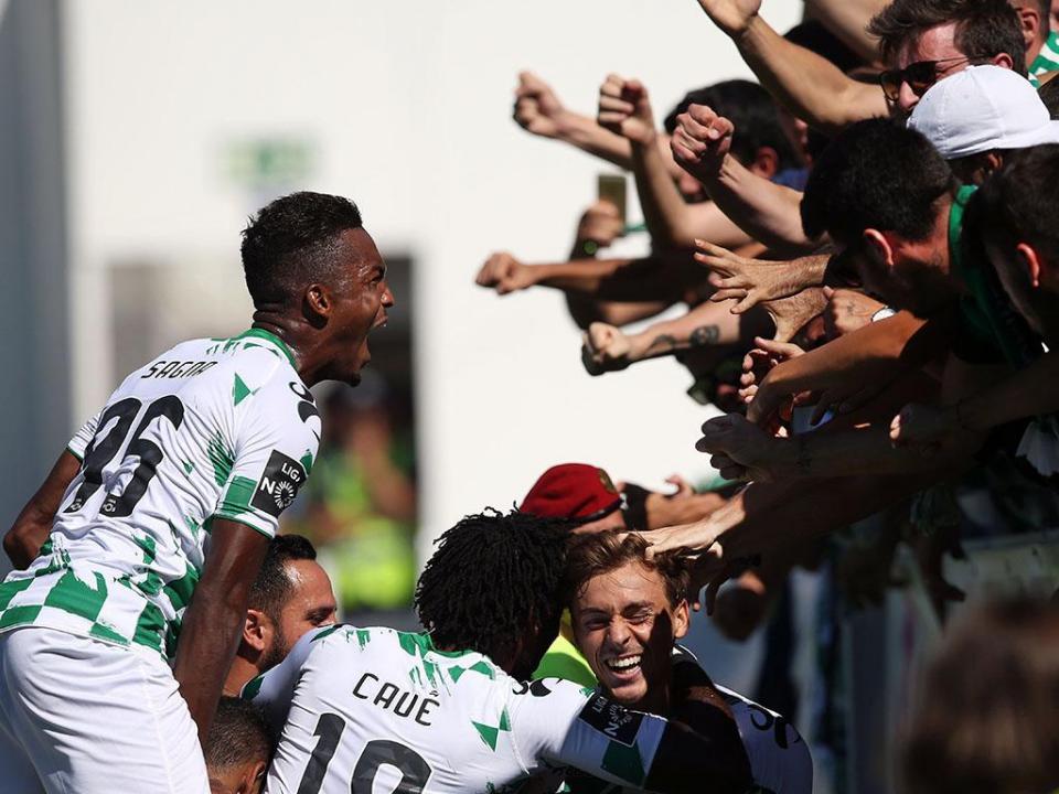 Feirense-Moreirense, 0-3 (crónica)