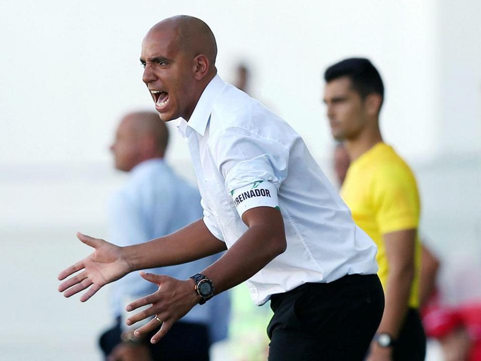 OFICIAL: Pepa é o novo treinador do Tondela
