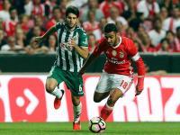 Benfica empata em casa com o Vitória Setúbal