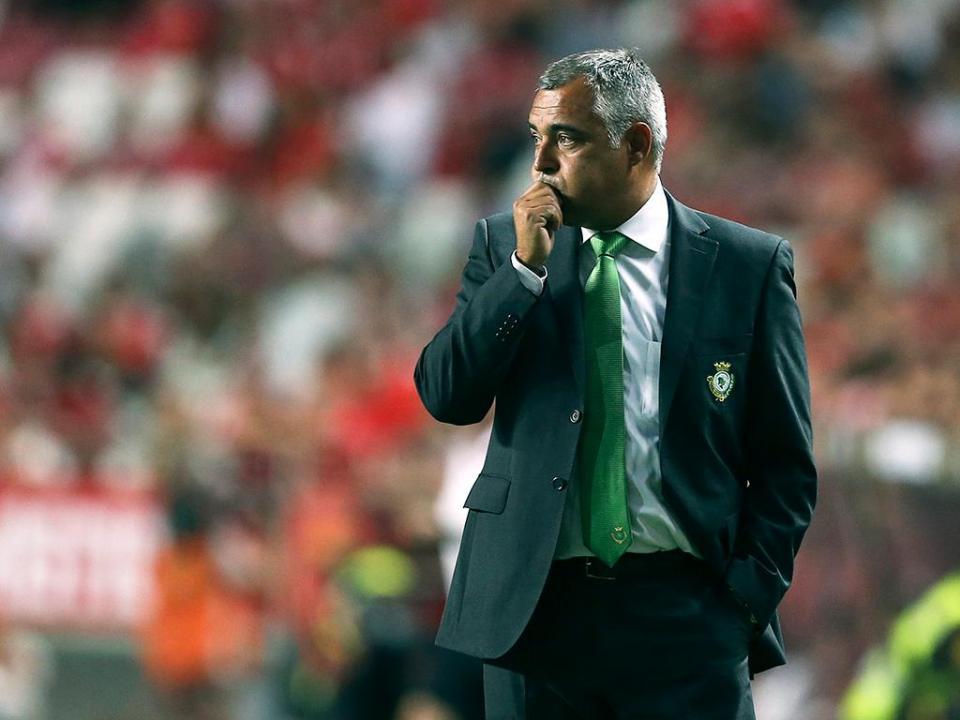 José Couceiro: «Foi positivo, mas ainda não ganhámos nada»