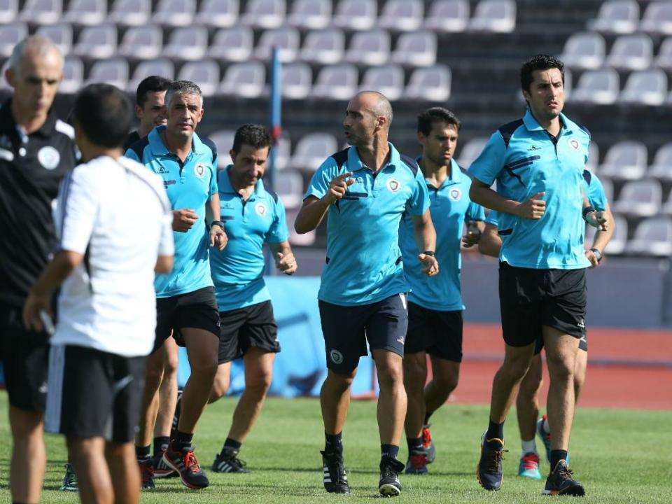 Árbitros: Luís Godinho no Boavista-Sporting, João Pinheiro apita Benfica-Estoril