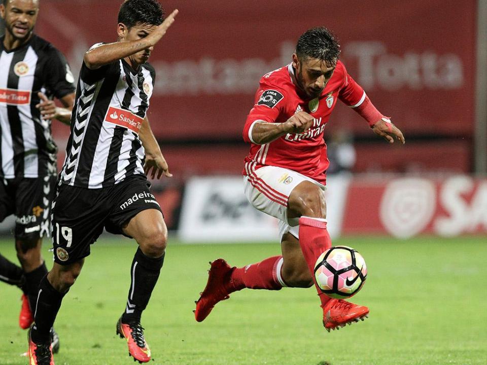 Resumo Benfica Nacional: Nacional-Benfica, 1-3 (resultado Final