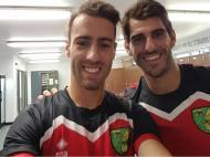 Ivo Pinto e Nélson Oliveira