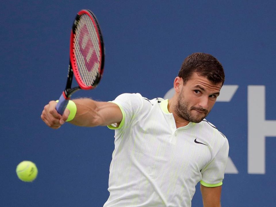 Finais ATP: Dimitrov bate Thiem e estreia-se a vencer