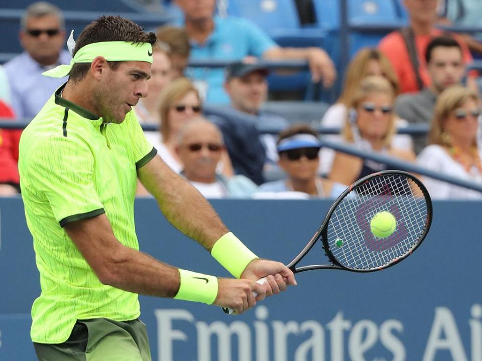 Ténis: Del Potro junta-se a Nadal, Federer e Djokovic no ATP Finals