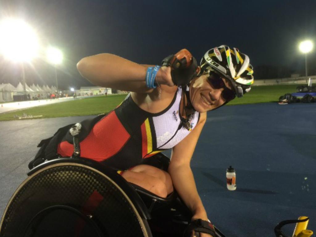 Paralímpicos: brasileira quer convencer atleta belga a desistir da Eutanásia