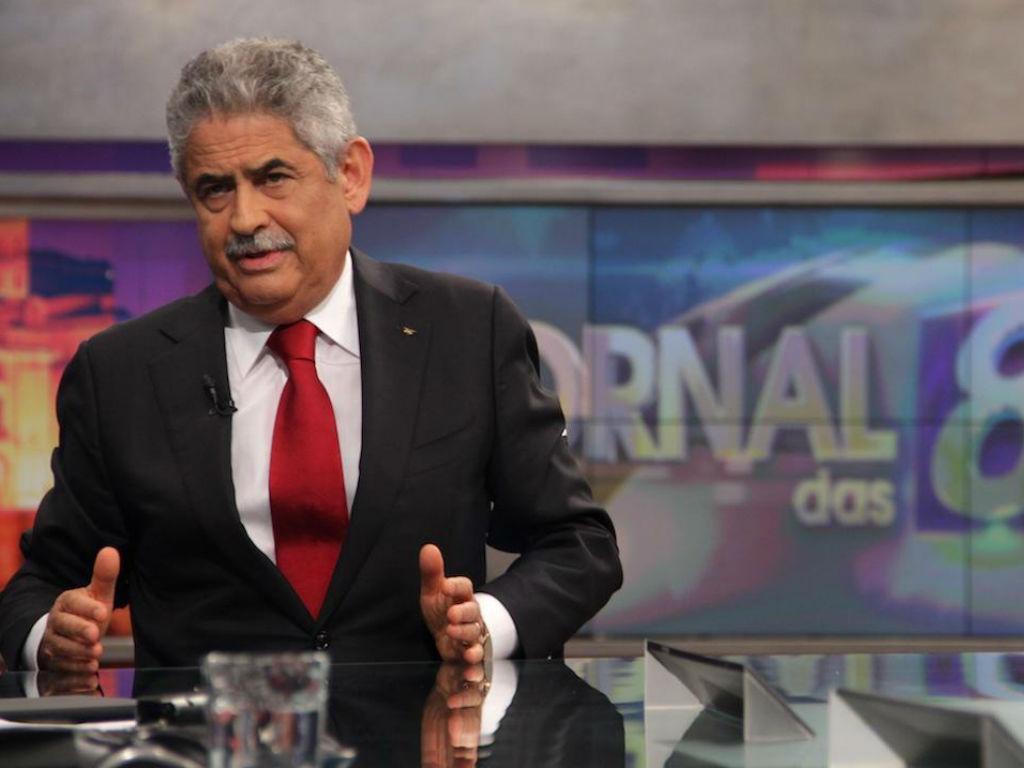Vieira: «O Benfica ofereceu bilhetes, mas há alguém neste país que não ofereça?»