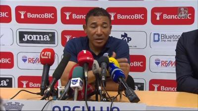 «Acabámos com o Benfica a atrasar o jogo»