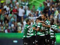 Sporting vence Moreirense 3-0