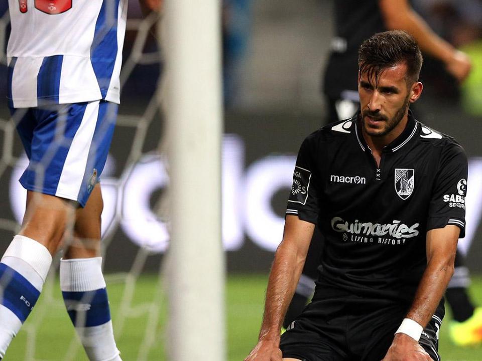 V. Guimarães vende publicidade nas camisolas jogo a jogo ... 2dfee4b95dcfc
