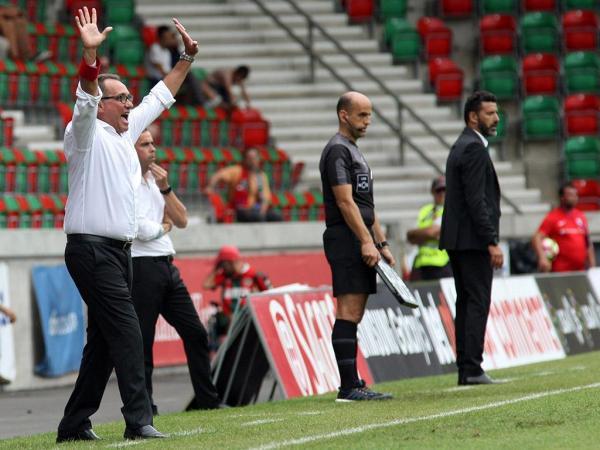 Marítimo despede treinador à 5ª Jornada