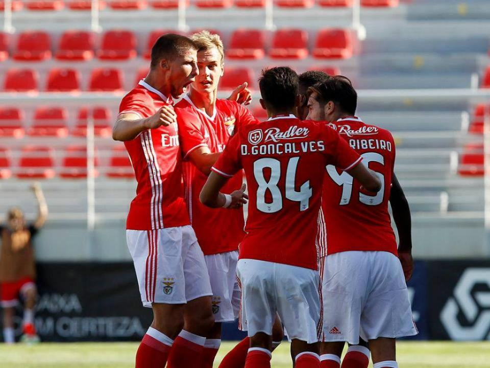 Benfica B-U. Madeira AO VIVO: confira os onzes iniciais