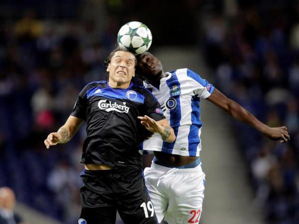 FC Porto-Copenhaga, 1-1 (crónica)
