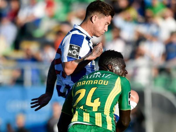 Tondela-FC Porto, 0-0 (destaques)