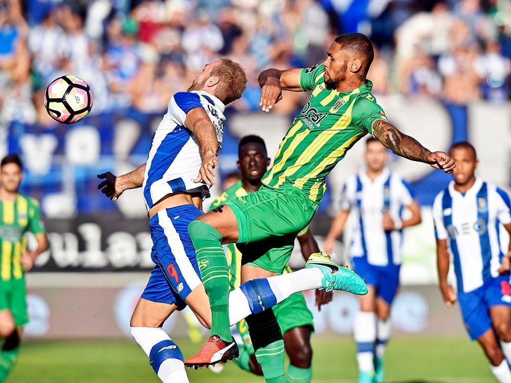 FC Porto-Tondela AO VIVO: ninguém conhece a Velha Senhora