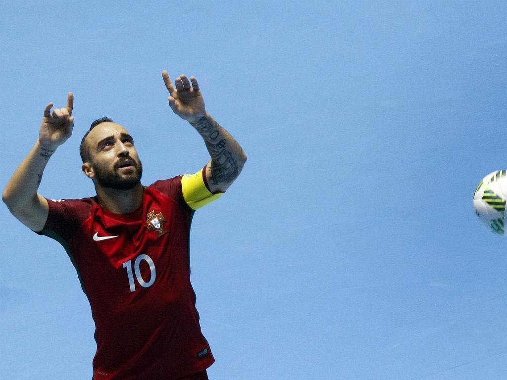 Futsal: Ricardinho com proposta de Portugal