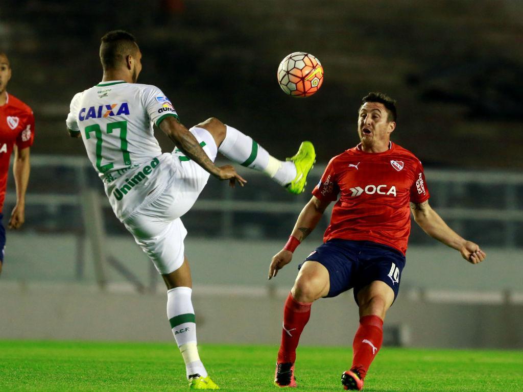 Independiente em vantagem na final da Taça Sul-Americana