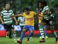 Liga: Sporting-Estoril em imagens