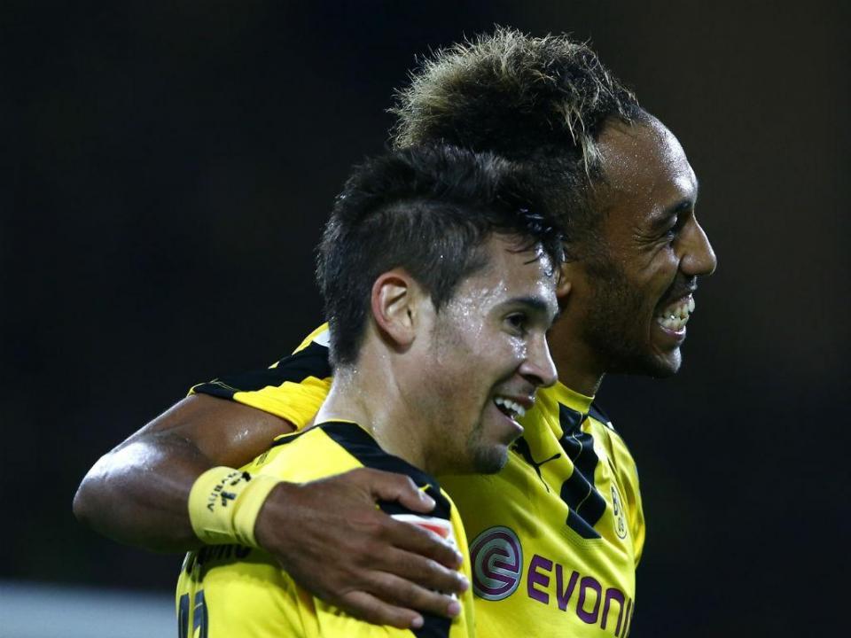 Raphael Guerreiro: «O Dortmund é o clube perfeito para mim»