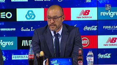 «Bom resultado, era determinante vencer hoje»