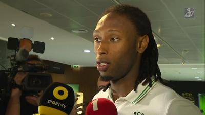 Semedo: «Qualquer jogador quer representar a seleção campeã europeia»