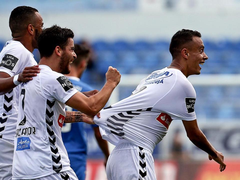Nacional vence equipa sensação da Taça de Portugal