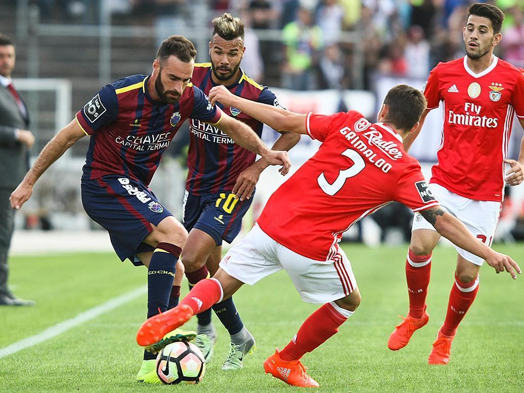 A minha aposta para o jogo Benfica vs Chaves (Jornada 23 da Liga Portuguesa)