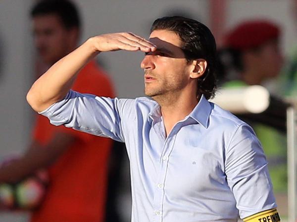 Jorge Simão: «O empate ao intervalo era pouco»
