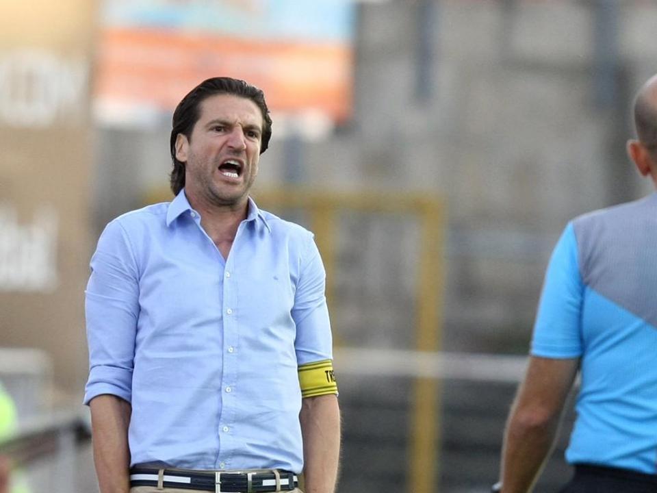 Sp. Braga: Jorge Simão oficializado como novo treinador esta sexta-feira
