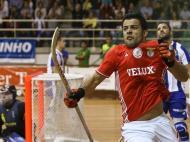 Hóquei em Patins: Benfica-FC Porto (Lusa)