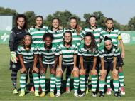 Sporting: futebol feminino