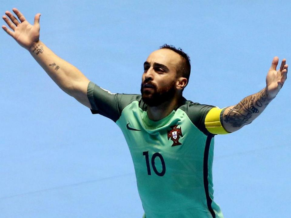Ricardinho nomeado para melhor jogador do mundo pela oitava vez
