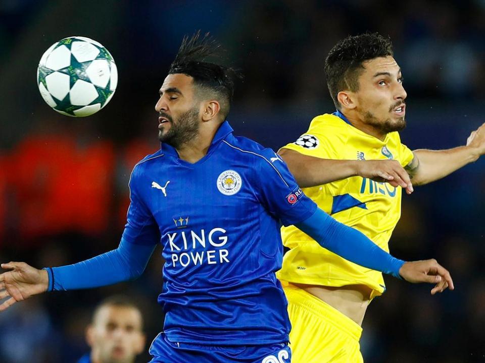 Monchi afirma que Leicester rejeitou oferta da Roma por Mahrez