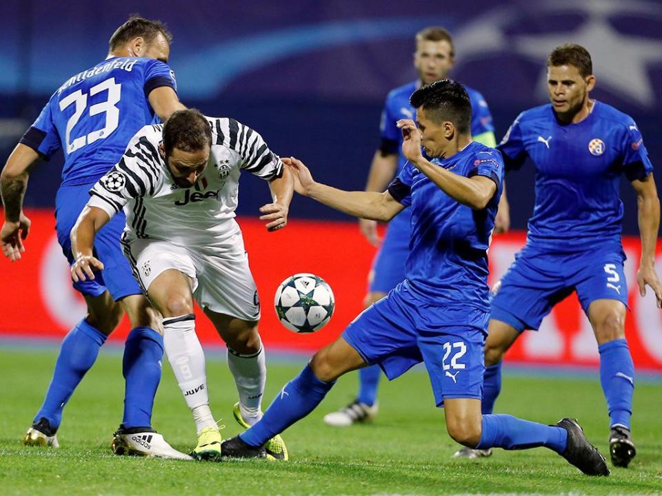 Liga Campeões: Dínamo Zagreb vence em Astana (2-0)