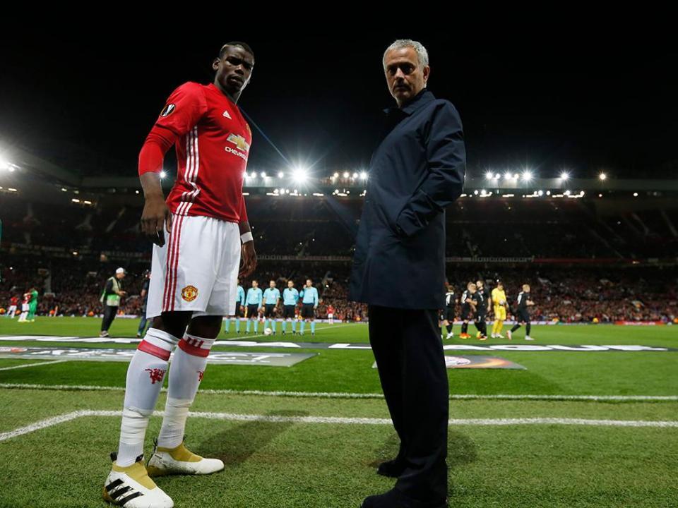 Mourinho: «Pogba? Não sei o que lhe aconteceu e não me importa»