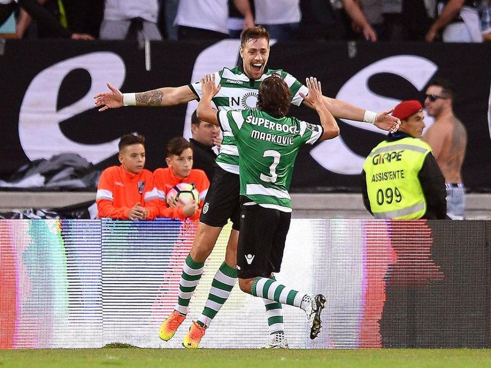 Markovic (lembra-se?) recusou o Anderlecht à última hora