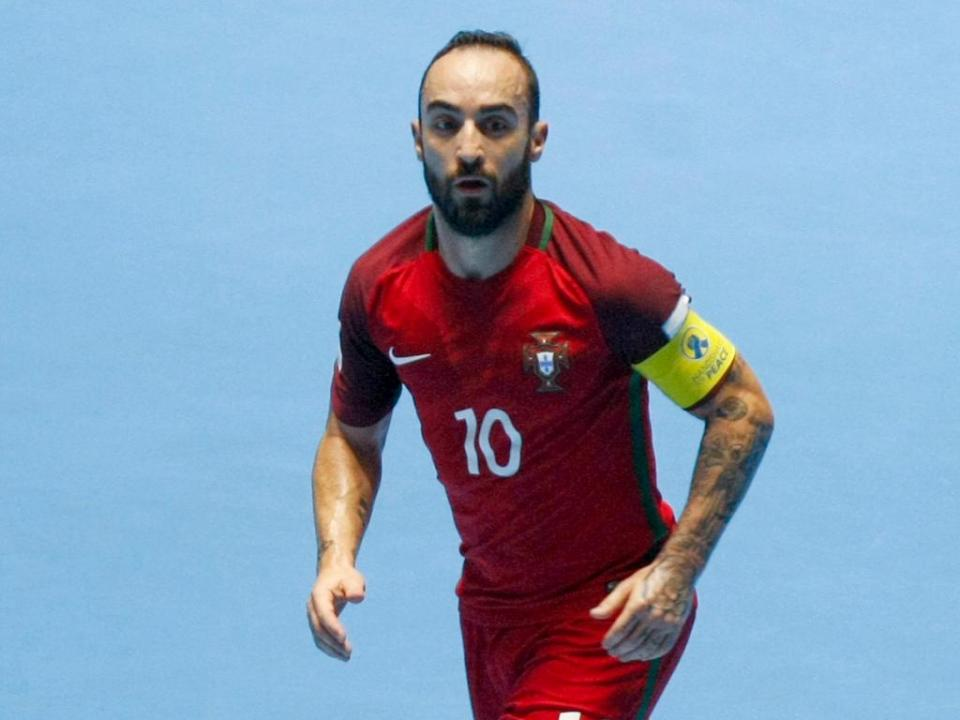 Futsal: Ricardinho no caminho do Sp. Braga