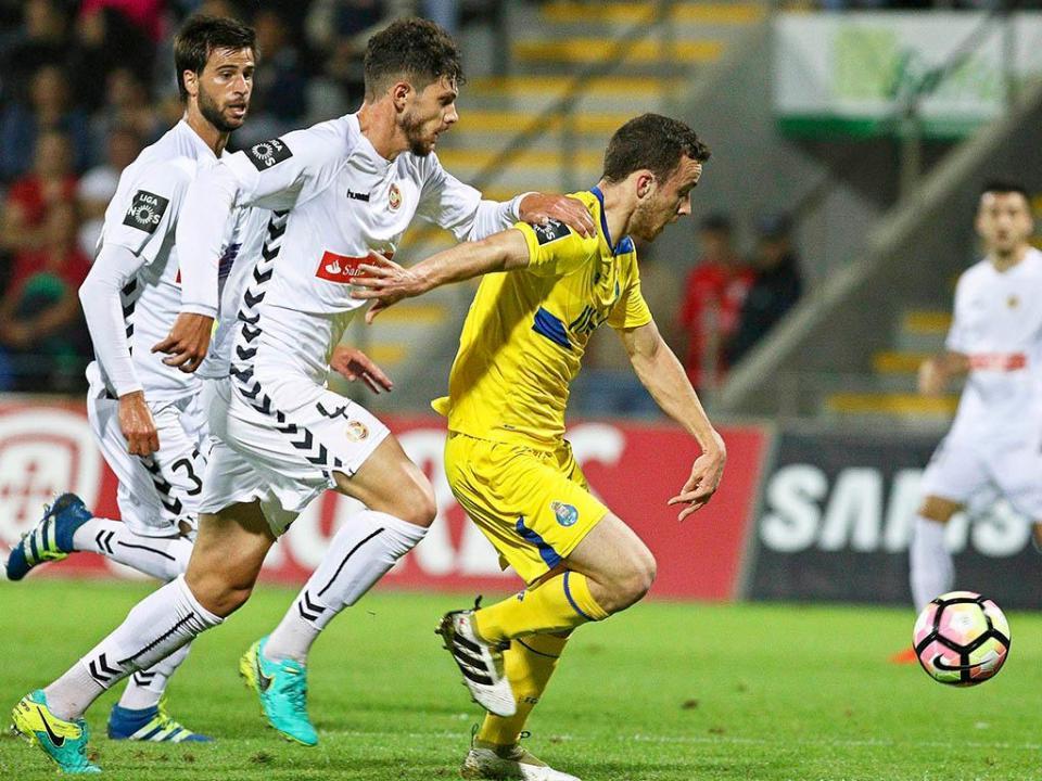 FC Porto-Nacional (antevisão): corda na garganta afinada em dó