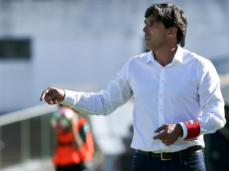 Daniel Ramos: «Vitória de excelência contra equipa superior»