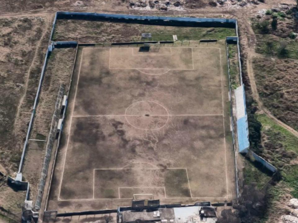 Como o Google Earth acabou com o campo mais torto do mundo