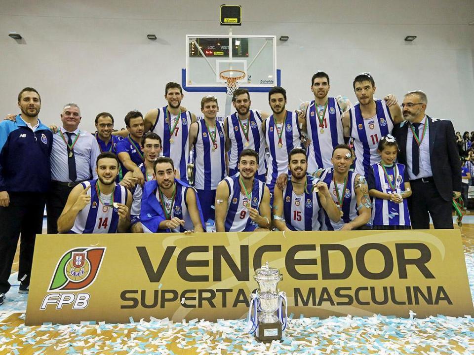 Basquetebol: Rilski Sportist completa grupo do FC Porto na Europe Cup