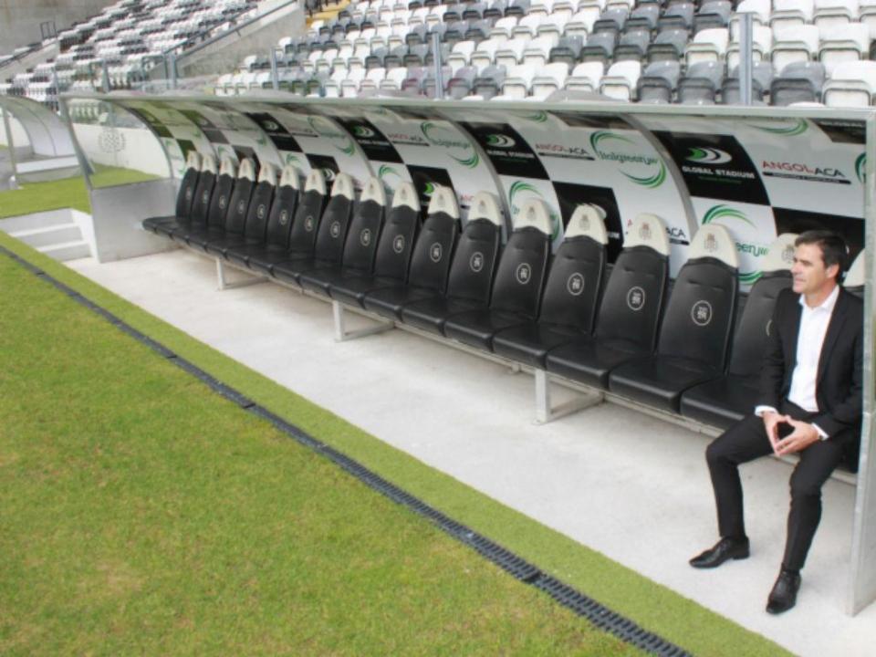 OFICIAL: Miguel Leal é o novo treinador do Boavista