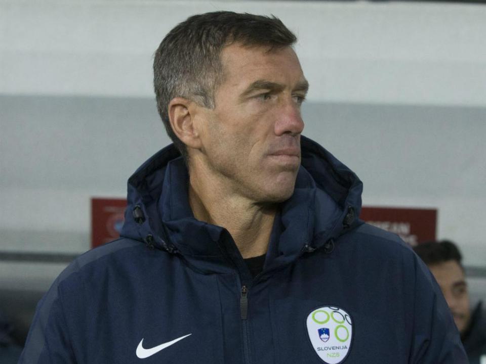 Srecko Katanec assume comando da seleção de futebol do Iraque