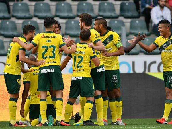 Taça da Liga: Paços goleou Nacional e está na fase de grupos