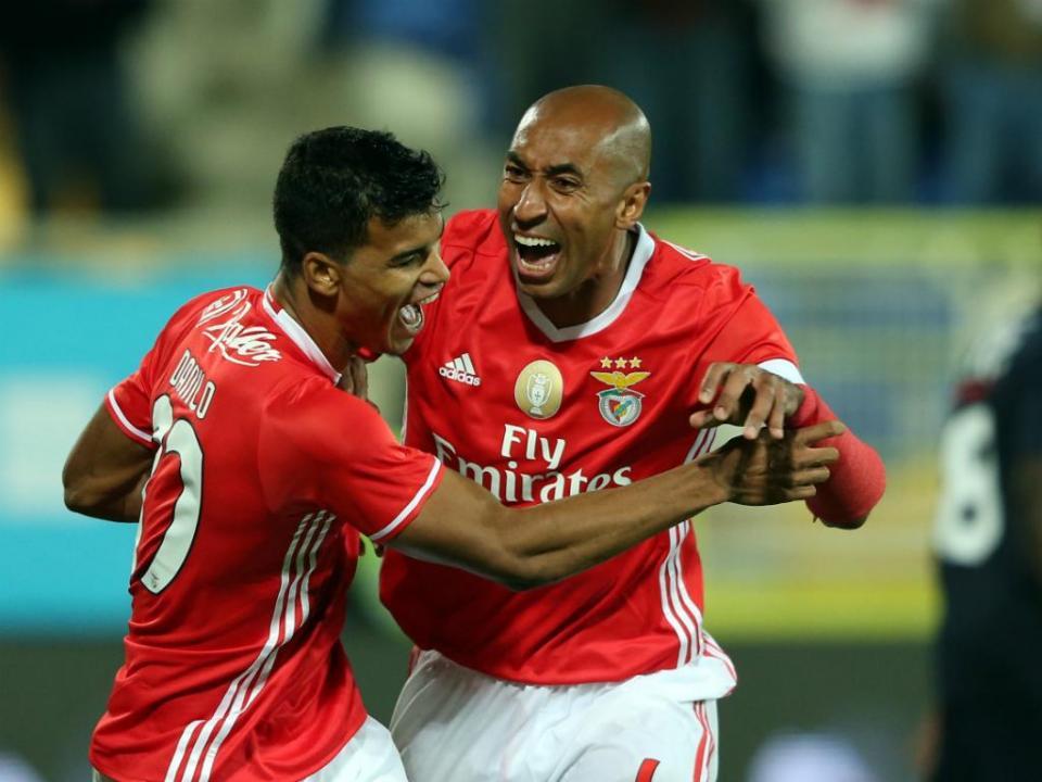 Danilo e o Benfica: «Fora da Champions? Fiquei extremamente chateado»