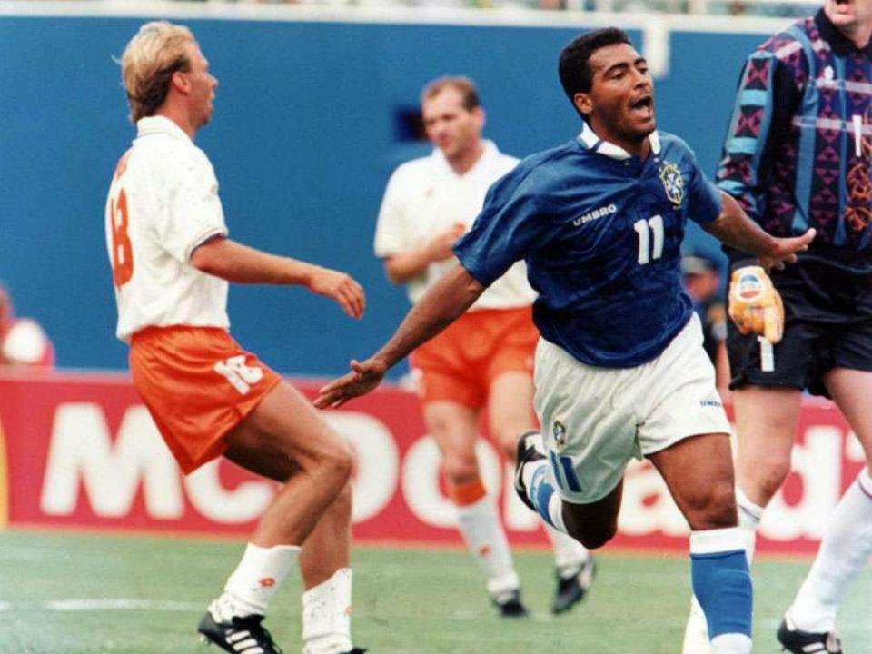 1994: Holanda-Brasil, o Escrete menos enfadonho e a celebração para a história