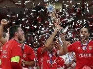 Hóquei em patins: Benfica vence Continental Cup (Lusa)