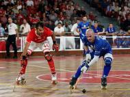 Hóquei em patins: Benfica-Óquei de Barcelos (Lusa)