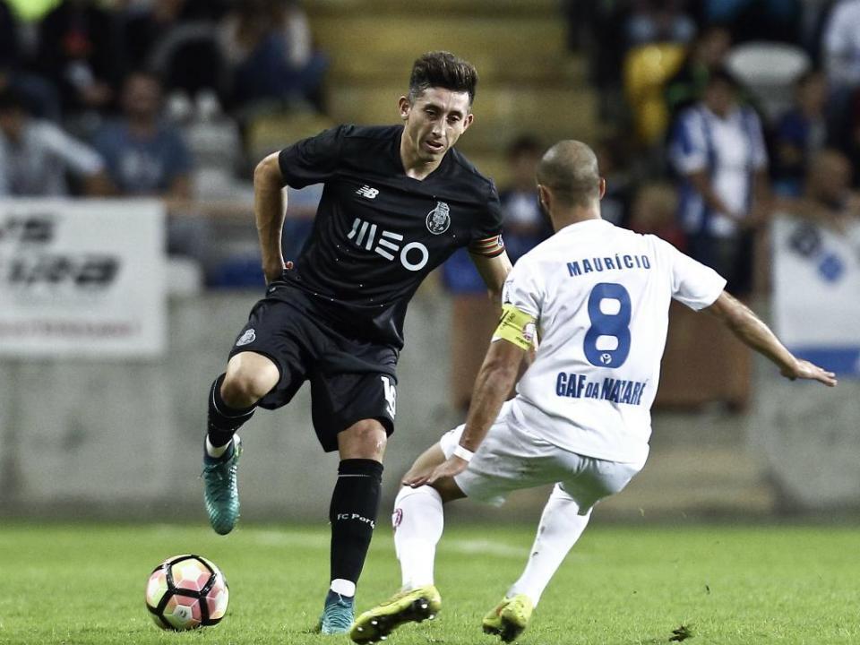 Maurício: «O FC Porto foi melhor e mereceu o resultado»
