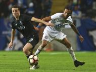 Gafanha-FC Porto (Lusa)